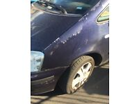 Ford galaxy 7 seater diesel manual good working condition 650 ono