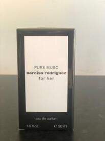 BRAND NEW - Narciso Rodriguez - 'Pure Musc' For Her Eau de Parfum