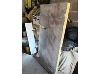 Used Xtratherm insulation sheet X1