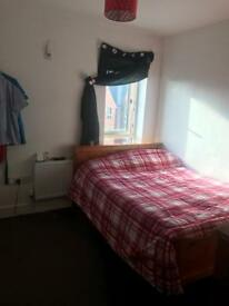 2 bedroom top floor flat