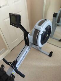concept2 model D PM3 Rowing machine