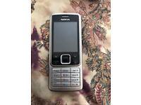 NOKIA 6300 CLASSIC (Unlocked)