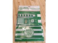 JOB LOT OF OLD FIRM MERCHANDISE CELTIC AND RANGERS !