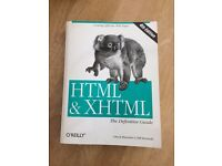 O'Reilly HTML & XHTML The Definitive Guide