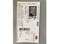 Olly Murs Concert Tickets - Albert Hall Monday 27th March