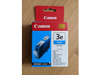 PRICE REDUCED - Canon Ink Cartridges (2 x Cyan)