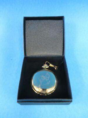 NEW ~ Disney Alice in Wonderland Masterpiece Edition Commemorative Pocket Watch