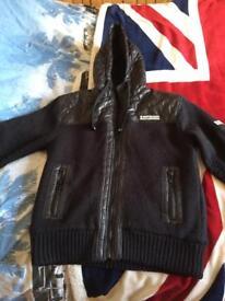 Dissident men's warm jacket size M
