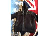 Dissident men's warm jacket size M