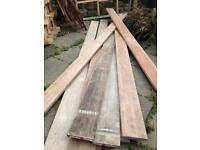 Scaffold boards 13ft £12 per board