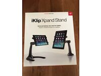 iKlip Xpand Stand (Universal Tabletop Stand for Tablets)