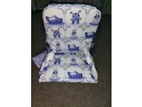 Jollein High Chair Insert/cushion