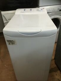 Hoover top loading washing machine £139 fully reconditioned