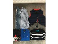 Boys 12-18m clothes bundle