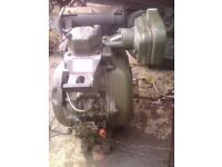 YANMAR 10HP BOAT ENGINE , PLANT , BUGGY ENGINE