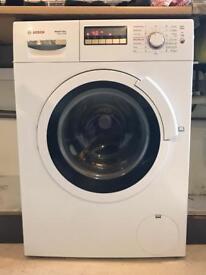 Bosch Exxcel Washer-Dryer 7kg Wash / 4kg Dry Load (White)