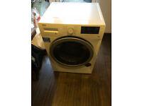 BEKO Pro WDX8543130W Washer Dryer - White Five Months Old Bargain £250