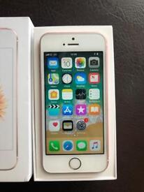 iPhone 5se -16 GB used - unlocked
