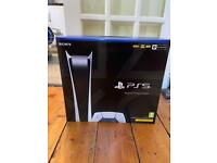 PlayStation 5 PS5 Digital Edition - Brand New & In Hand