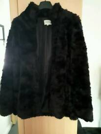 Womens fur coat