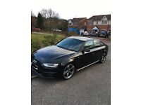 Audi A4 2.0TDI S line Black Edition 177PS