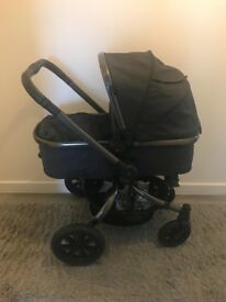 Mothercare Orb spin pram/pushchair