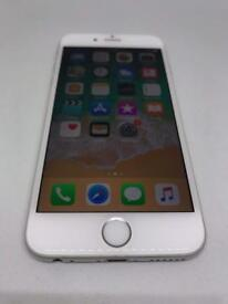 iPhone 6 64GB White & Silver - Unlocked - Great Condition - Boxed