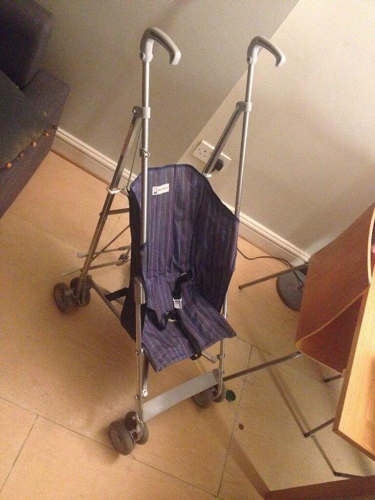 Mclaren Car Seat Stroller Frame