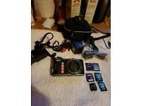 Pentax V20 digital camera
