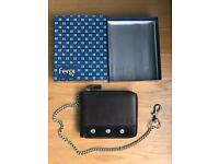 Genuine Italian leather wallet from Fergi **BRAND NEW**