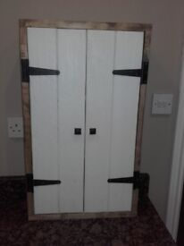 Rustic Kitchen/Bathroom Cupboard