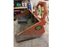 Hydraulic link box