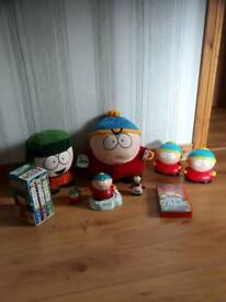 Collectable Southpark items
