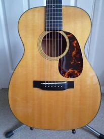 MARTIN... 00 18 V... 2013 Vintage Series Guitar