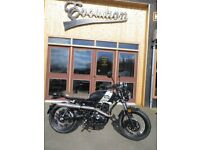 EVOLUTION MOTOR WORKS. Lexmoto 125 Tempest - £2299. Learner Legal - Finance subject to status
