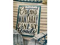Mantaray shirt size L