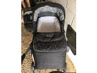 Silver Cross Linea Freeway, complete travel system