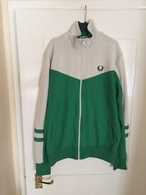 Fred perry zip up
