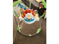 Jumperoo in good clean condtion
