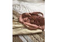 Pink Chloe Paddington bag