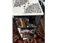 Revolving CD or Book shelf