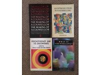 Counselling/Psychotherapy Books - USED £3