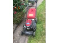 mountfield petrol mower 53 inch blade spares . with Honda engine