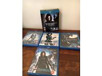 Underworld Blu Ray Collection