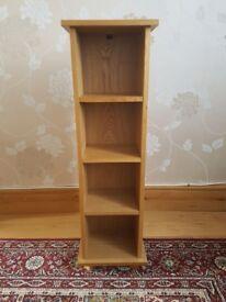 Small Bookcase/CD Cabinet