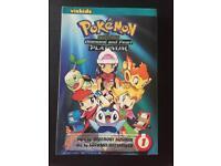 Pokemon diamond and pearl platinum volume 1