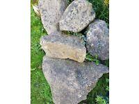 Stone Rockery