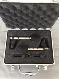 AKG C-451B Microphones