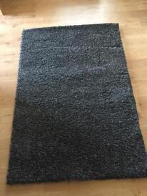 Grey Rug 175cm x 120cm