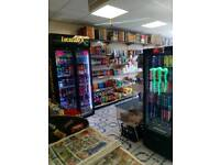 Well established family run newsagents/general store This is a Retirement sale